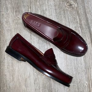 GH Bass Weejuns Penny Loafers